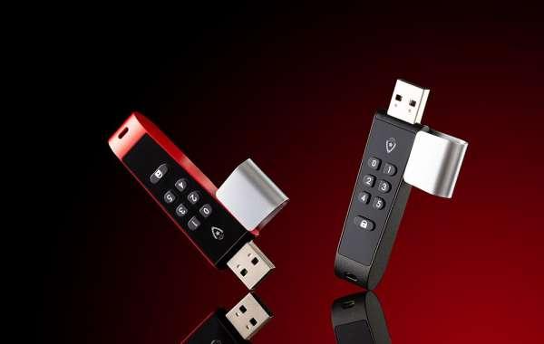 Thiết bị lưu trữ dữ liệu siêu bảo mật USEC DataSafe chính thức lên kệ