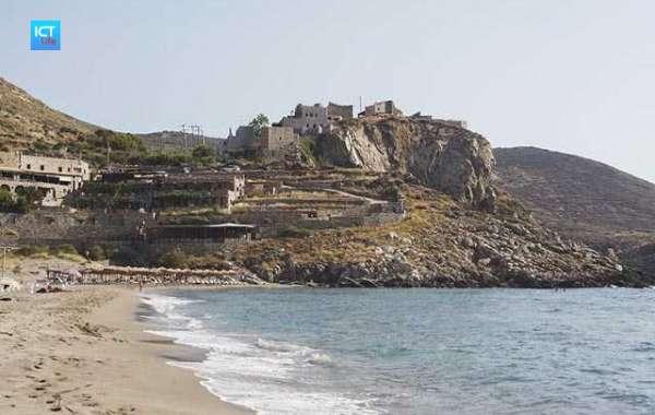 Hòn đảo bí mật đẹp tuyệt vời không kém Santorini