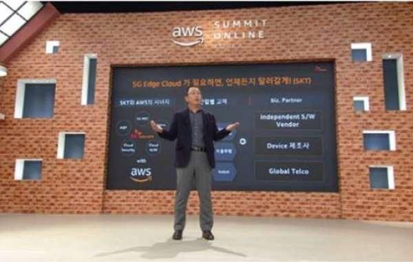 SK Telecom sẽ ra mắt dịch vụ đám mây hợp tác với Amazon