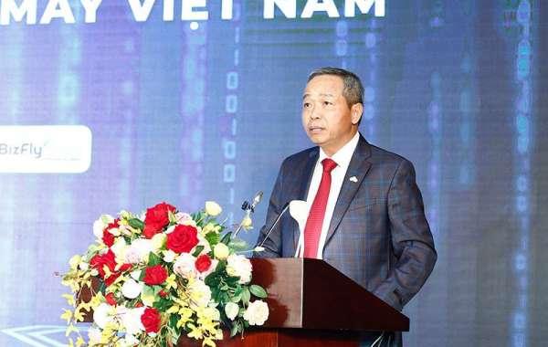 """Chủ tịch CMC: """"Với hạ tầng số, Việt Nam đã sẵn sàng cất cánh theo hình chữ V"""""""