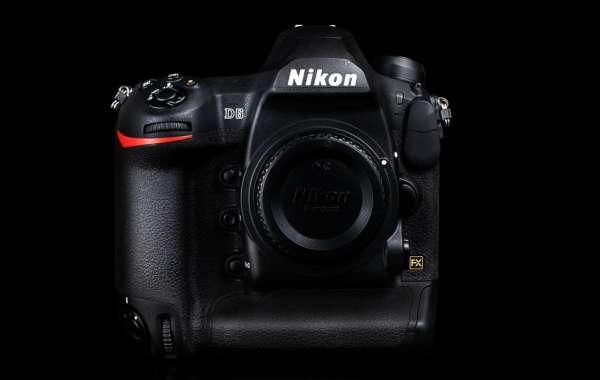 Trên tay máy ảnh cao cấp Nikon D6: Có cả khóa chống trộm Kensington giống như laptop
